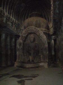 Stupa at Ajanta